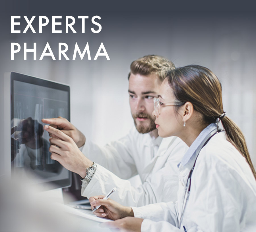 Experts pharmaceutiques