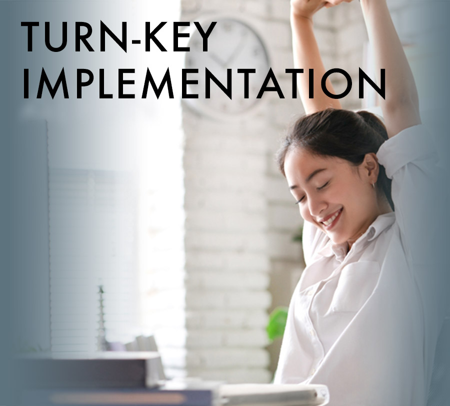 turn key implementation